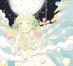 Chika Umino, Honey and Clover, Hagumi Hanamoto