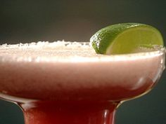 Pomegranate Margaritas Recipe