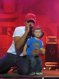 Luke and Bo Bryan <3