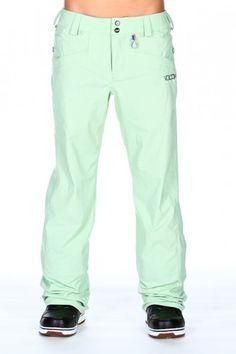 6cce180d1748 Volcom Logic Women s Pants Ski Snowboard Salopettes Trousers - New 2013