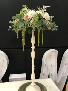 Wedding centerpiece Marbella Flowers Florist