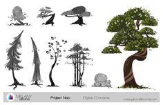 Project Nao by Melany Altuna, via Behance