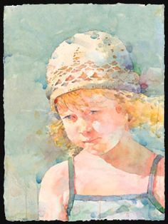 Ted Nuttall Watercolors -like this style and colours