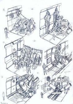 ::a rundown sort of utopia::    env obj 78 by TugoDoomER on DeviantArt