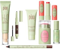 Beauty Tuesday: Pixi by Petra for Spring 2014