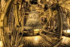 #Zadar #Croatia Sv.#Stošije #bells #campana #campanile #Nikon #Samyang #8mm #fisheye #HDR #RiccardoCuppini #S.Anastasia