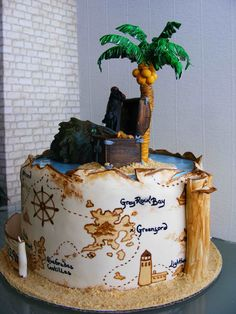 https://flic.kr/p/7AzBGn   pirates of the caribbean cake