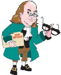 Ben Franklin\'s from Physics Central: a downloadable comic book and collection of activities that probe the findings of Ben Franklin.