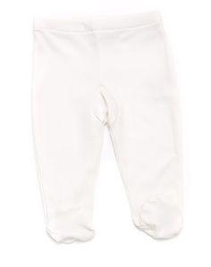 Ghetta in cotone biologico. Pantaloncino neonato.