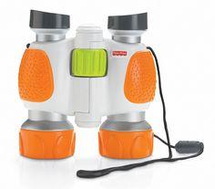 Amazon.com: Fisher-Price Kid Tough Explorers Binoculars: Toys & Games