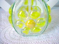 Soap Pump Bottle Glass Soap Dispenser Lotion by BuzyBeeBlooms