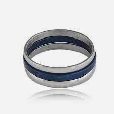 cincin kawin desain enamel,  cewek 5,2 gram emas dan cowok 5,7 gram silver  Info Order BBM: 23C00153 WA: +6298653501345 web: www.geraicincin.com