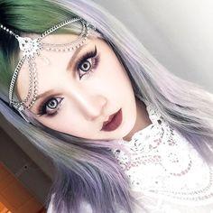 #kinashen #goth #gothic #Tumblr