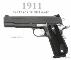 #Sig Sauer 1911 Fastback Nightmare @Thomas Marban Marban Haight's Outdoor Superstore