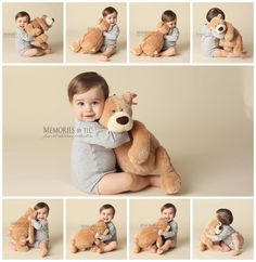 baby bear--  I am sorry!  There is no better prop for a kid then its own favorite toy!!!  Hands down!