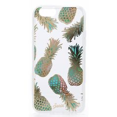 Sonix Liana iPhone 6 / 6s Case ($35) ❤ liked on Polyvore featuring accessories, tech accessories, liana teal, iphone cover case, apple iphone cases, iphone rubber cases and iphone case