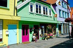 Beautiful Stavanger by GuoJunjun