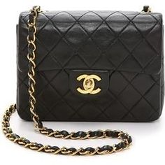 Chanel Mini Flap Bag as seen on Olivia Culpo