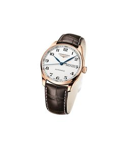Watch The Longines Master Collection L2.755.8.78.3