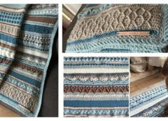 This amazing Double Trouble Blanket Free Crochet Pattern is relatively new, but it already become very popular among crocheters. Crochet For Kids, Crochet Baby, Free Crochet, Knit Crochet, Afghan Blanket, Blanket Scarf, Crochet Double, Crochet Blanket Patterns, Crochet Afghans