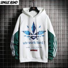 Style Streetwear, Japanese Streetwear, Streetwear Fashion, Winter Hoodies, Fleece Hoodie, Hoody, Pullover, Embroidered Clothes, Cheap Hoodies