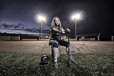 Dannielle of Seymour Softball by Travis Green Photography, via Flickr
