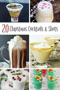 20 Christmas Cocktai