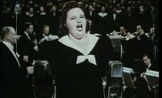 "Ohhh…How I Miss this Good Ol' America – Kate Smith Sings ""God Bless America"""
