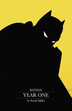 STREETS OF BEIGE: Alternative Batman covers by Fabio Castro
