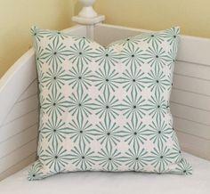 Robert Allen Beacon Hill Bead Burst with Bead Embellishment Designer Pillow Cover - Square, Euro and Lumbar Sizes
