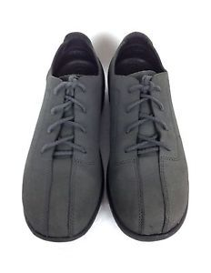 Crocs Shoes Leather Gray Comfort Lace Up Athletic Casual Oxfords Mens 7 M   eBay