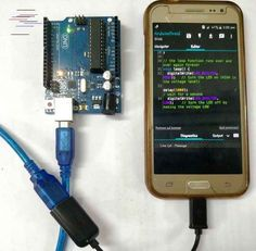 Learn How to Program Arduino Board by Using Smartphone Program your Arduino with an Android device