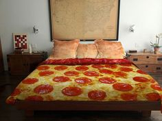 Creative Bed Covers 25 Designs Are The Stuff Of Dreams (shared via SlingPic)