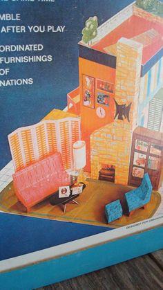Doll House It's Tressy's Penthouse Apartment by SaffronColoredPony