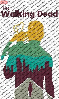 Name: 'Crocheting : Walking Dead Daryl Horse Graph Pattern C2c Crochet, Crochet Chart, Crochet Patterns, The Walking Dead, Cross Stitch Embroidery, Cross Stitch Patterns, Crochet Scarves, Crochet Blankets, Sewing Art