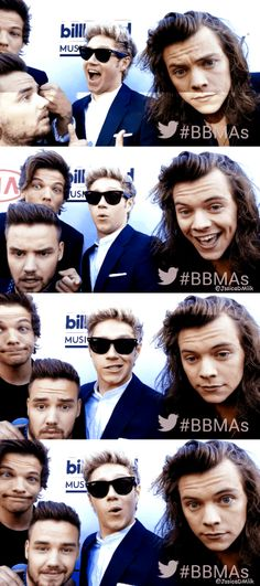 One Direction-BBMAs 2015
