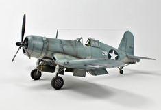 F4U1  VMF-213 (Marine Corps) Tamiya 1:48