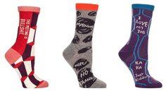 I Hate My Job Women's Sock 3-Pack