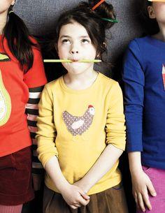 Little Appliqué T-shirt