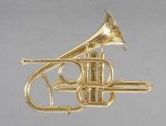 Cornopean Brass Musical Instruments, Brass Instrument, Trombone, Strange Music, Cool Jazz, French Horn, Jazz Club, Brass Band, Trumpets