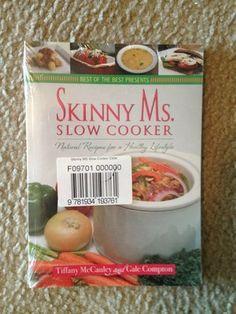 #skinnymsslowcooker #cookbook #skinnymissslowcooker