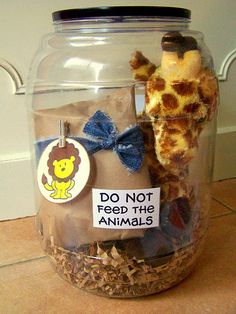 adorable ideas for mailing cute packages!