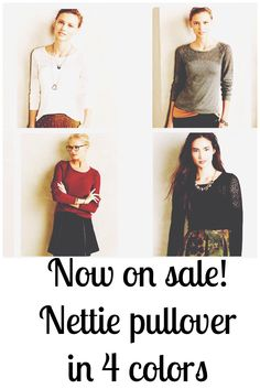 Nettie pullover is now on sale at Anthropologie! Pop over to Ask Suzanne Bell for all the reviews from my last  visit to Anthro!