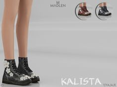 Mesh modifying: Not allowed. Found in TSR Category 'Sims 4 Shoes Female'