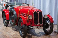 1933 BMW Dixi 3/15 DA-4 Sport Cabriolet