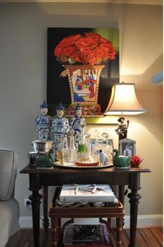 Chic Chinoiserie