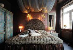 Small Bedroom Decorating Ideas Bohemian | ... Stockholm | Ideas for Home Garden Bedroom Kitchen - HomeIdeasMag.com