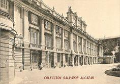 El Madrid de Hauser y Menet.Palacio del duque de Alba. 1892 | Flickr: Intercambio de fotos