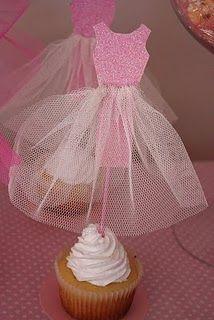 Ballet party-cake