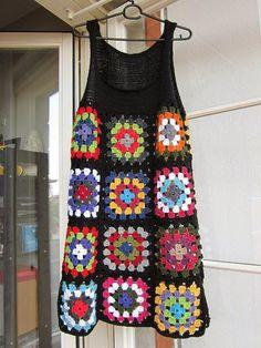 Crochetemoda: Ana Maria Braga